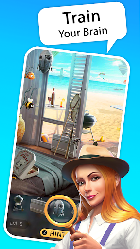 Hidden Objects - Photo Puzzle 1.3.7 screenshots 2