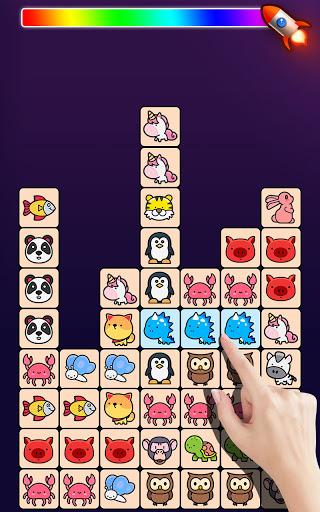Match Animal-u00a0Free Tile master&Match Brain Game apkslow screenshots 20