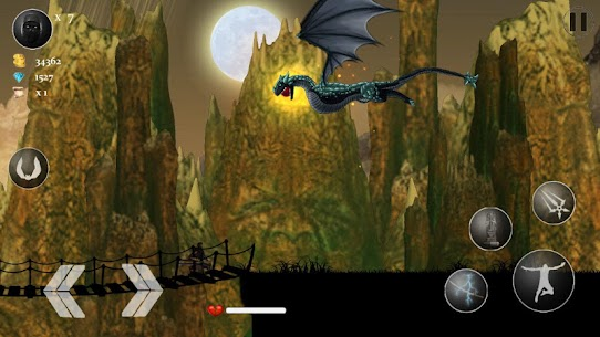 Ninja Assassin A Warrior's Tale MOD APK (GOD MODE) 5