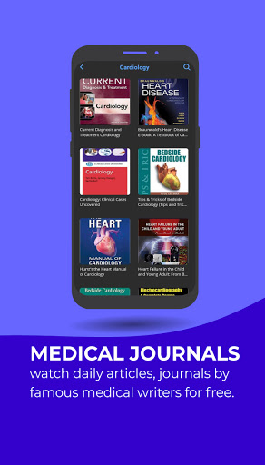 Medicos Pdf : download free medical book and slide android2mod screenshots 3