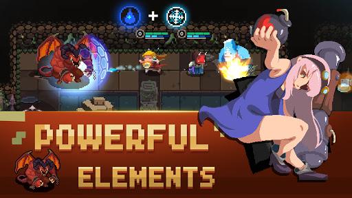 Elemental Dungeon Apkfinish screenshots 8