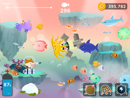 The Fishercat 4.1.2 screenshots 23