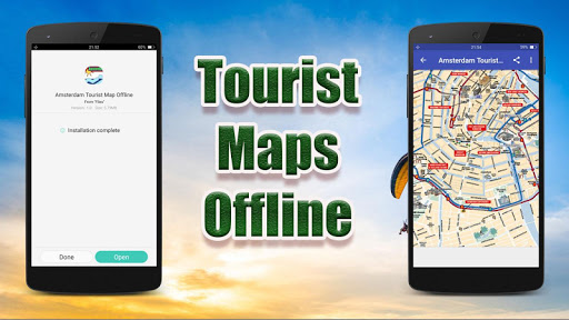 croatia tourist map offline screenshot 2