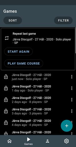 DiscGolf  screenshots 7
