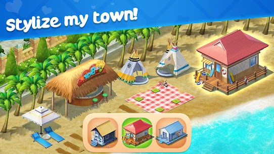 Town Story – Match 3 Puzzle 3.5.5002 Apk 4