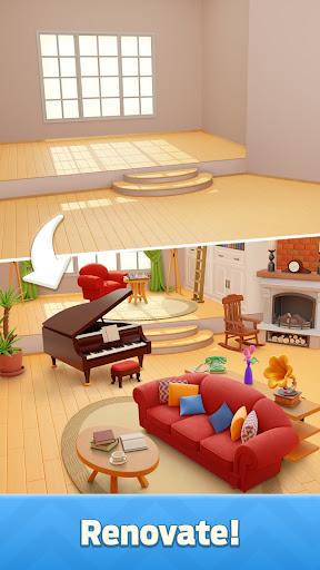 Mergedom: Home Design 0.6.3 screenshots 6