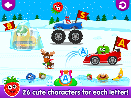 Funny Food!ud83eudd66learn ABC games for toddlers&babiesud83dudcda 1.8.1.10 screenshots 14
