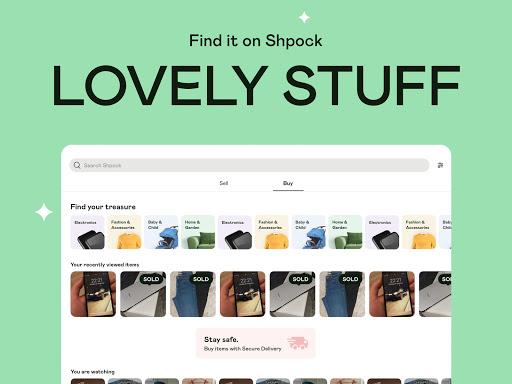 Shpock | The Joy of Selling. Buy, Sell & Shopping 8.22.3 Screenshots 23