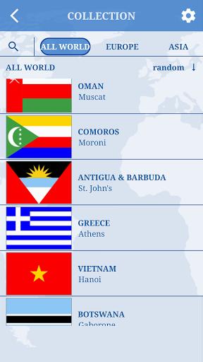 The Flags of the World u2013 World Flags Quiz Apkfinish screenshots 23