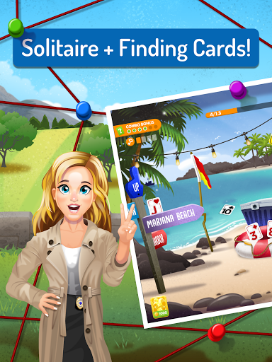 Solitaire Mystery apkdebit screenshots 1