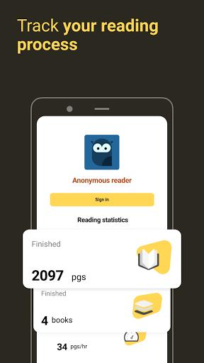 MyBook: books and audiobooks android2mod screenshots 5