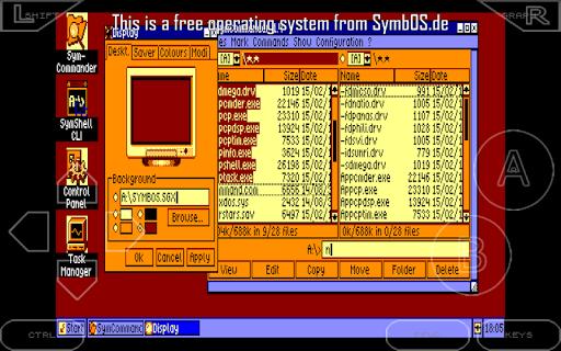 fMSX - Free MSX Emulator  screenshots 7