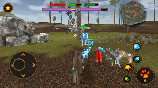 Clan of Puma screenshots 10