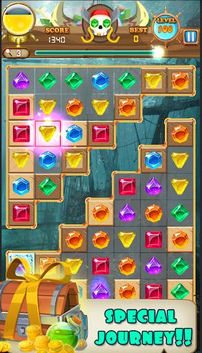 Jewel Pirates - Match 3 screenshots 4