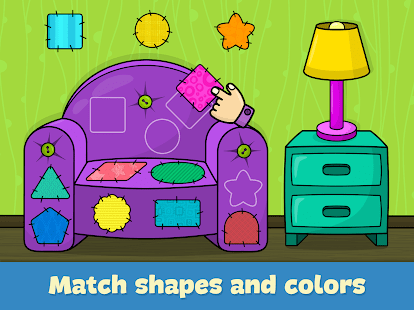 Shapes and Colors u2013 Kids games for toddlers screenshots 20