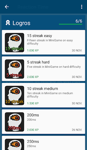 Reaction Time android2mod screenshots 8