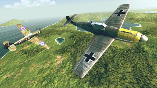 Warplanes: WW2 Dogfight MOD APK (Premium Unlocked) Download 6