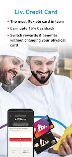 Liv. UAE - Digital Lifestyle Bank