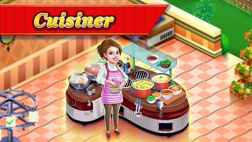 Télécharger Star Chef™ : Jeu de cuisine et de restaurant APK MOD (Astuce) screenshots 1