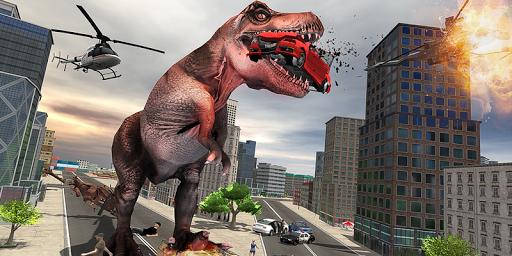 Monster Dino Vs King Kong-City Rampage Simulator 1.0.3 screenshots 11