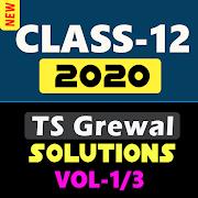 Account Class-12 Solution TS Grewal Vol-1 & 3 2020