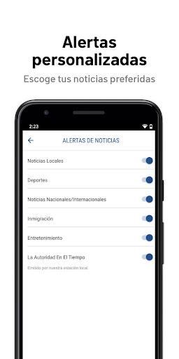 Telemundo 47 6.13 screenshots 2