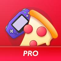 Pizza Boy GBA Pro – GBA Emulator v1.26.2 - App Logo