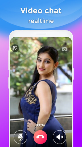 BoloJi - Video Call, Live Chat & Online Video Chat android2mod screenshots 2