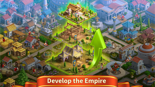 Rise of the Roman Empire: City Builder & Strategy 2.1.4 screenshots 1