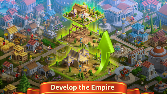 Rise of the Roman Empire: City Builder & Strategy 1