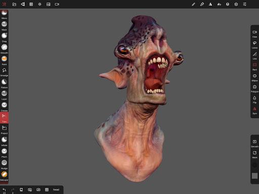 Nomad Sculpt 1.40 Screenshots 20