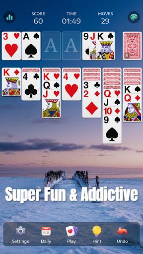 Solitaire - Classic Card Game, Klondike & Patience 1.0.0-21061246 screenshots 2
