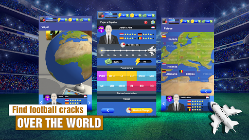 Soccer Agent - Mobile Football Manager 2019 2.0.3 screenshots 6