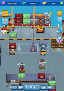Transport It! - Idle Tycoon Screenshot