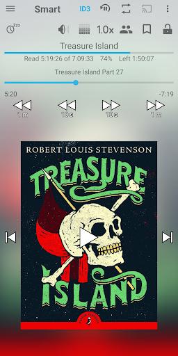 Smart AudioBook Player Apkfinish screenshots 2