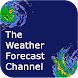 The Weather Live Forecast Channel : radar maps
