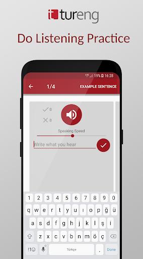 Tureng Vocabulary Notebook modavailable screenshots 8