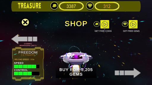 Télécharger Ultimate Space Cruiser APK MOD (Astuce) screenshots 2