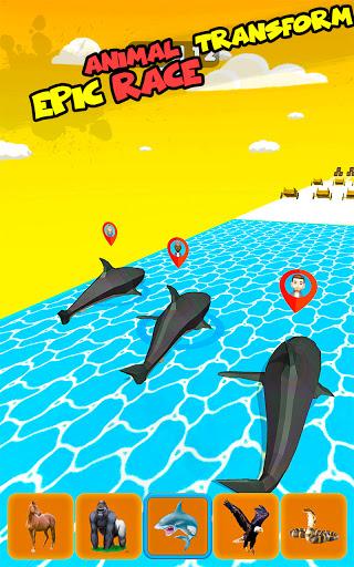 Code Triche Jeux Epic Animal Dash Run: Hop And Smash (Astuce) APK MOD screenshots 3