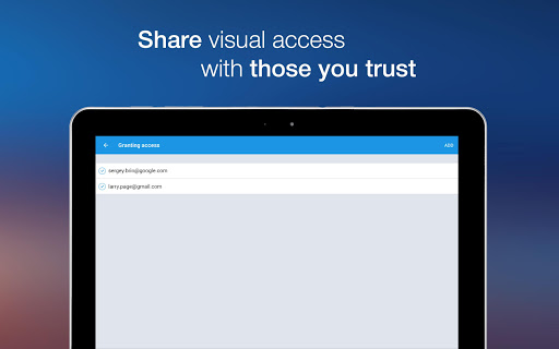 Video Surveillance Ivideon modavailable screenshots 10