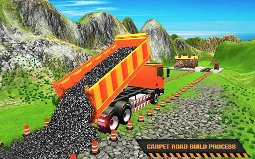 Highway Construction Road Builder 2020- Free Games 2.0 screenshots 8