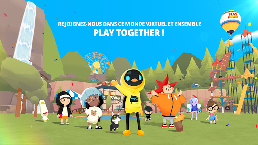 Play Together screenshots apk mod 1