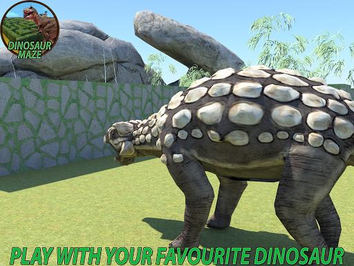 Real Dinosaur Maze Runner Simulator 2021 6.6 screenshots 9