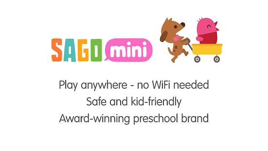 Sago Mini Space