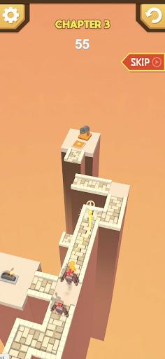 Time Walker 3D apkpoly screenshots 3