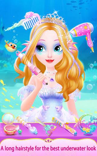 Sweet Princess Fantasy Hair Salon apktram screenshots 6