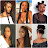 Afro hairstyles and braids