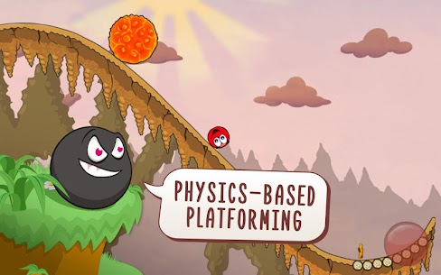 Red Ball 3: Jump for Love! MOD APK (Unlimited Lives) 2