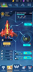 NOVA: Fantasy Airforce 2050 MOD APK 3.0.1 (Unlimited money, unlocked, high defense) 2