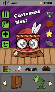 Moy - Virtual Pet Game 2.391 screenshots 4